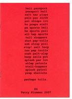 Terry Plummer: Hell Passport #6
