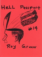 Roy Green: Hell Passport #14