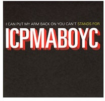 Stands for ICPMABOYC