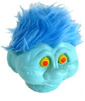 Mitch Robertson: Blue Troll Head