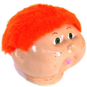Cabbage Patch Head