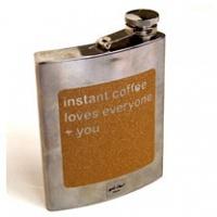 Instant Coffee flask