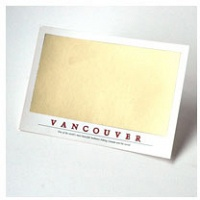 Ron Tran: untitled (Vancouver postcard)