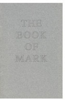 Daniel Olson: The Book of Mark