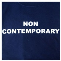 Non Contemporary t-shirt