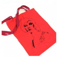 Sarah Cullen: Hands Talking canvas bags