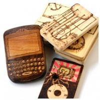 Gregory Reynolds: Wooden iPod