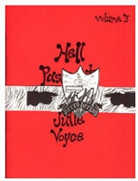 Billy Mavreas, Colin Upton, and Julie Voyce: Hell Passport (set of 3)