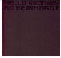 Brian Kennon: Hello Victims: AdReinhardt