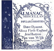 ALMANAC 1--A Miscellany of Popular Curiosities