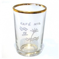 Cafe Nil glasses