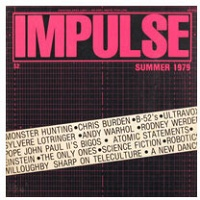 Impulse Magazine Volume 7 Number 4 1979
