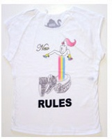David Shrigley: Swan T-Shirt