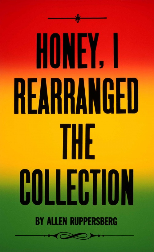 Allen Ruppersberg's Honey, I Rearranged the Collection