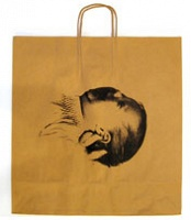 Pacifier Shopping Bags