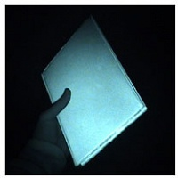 Reflective Dust-jacket Notebook - Large
