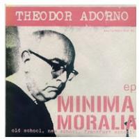 Brian Joseph Davis: Theodor Adorno, Minima Moralia: old school, new school, frankfurt school! - Davis, BrianJoseph