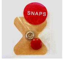 Snaps Red Bandage - Plotnikoff, Sandy