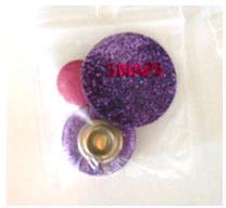 Snaps Pin - Glitter - Plotnikoff, Sandy