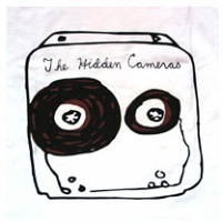 The Hidden Cameras: Hidden Cameras : T-shirt