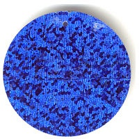 Andrew Harwood: Glitter Plotnikoffs - blue