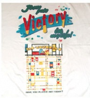 Neil M. Hennessy, Ian Hooper, Jason Le Heup, and Prize Budget for Boys: Pac-Mondrian : T-shirt