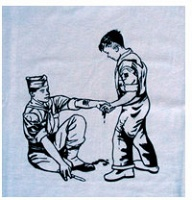 Daryl Vocat: A Real Example of Teamwork (Blood Pact) T-Shirt