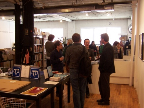 Edition launch for the University of Guelph Artist Press