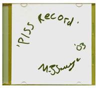 Piss Record