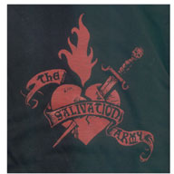 the Salivation Army T-shirt