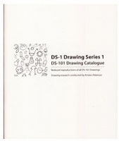 Kristen Peterson: DS-1 Drawing Series 1 (SA101 Drawing Catalogue)