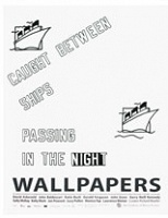 Lawrence Weiner: Wallpapers Poster - Weiner, Lawrence