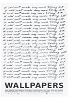 John Baldessari: Wallpapers Poster