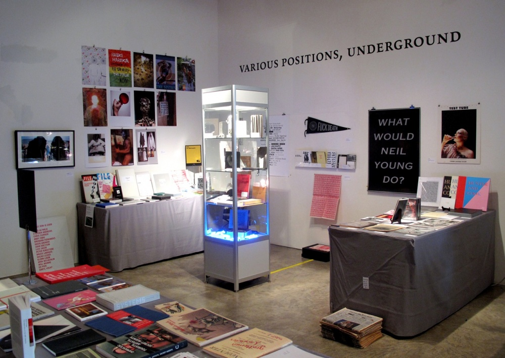 New York Art Book Fair 09