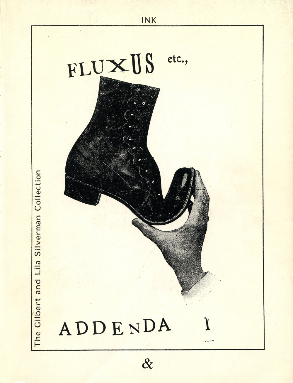 Fluxus etc. : addenda 1 : the Gilbert and Lila Silverman Collect