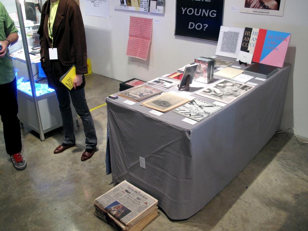 New York Art Book Fair 09