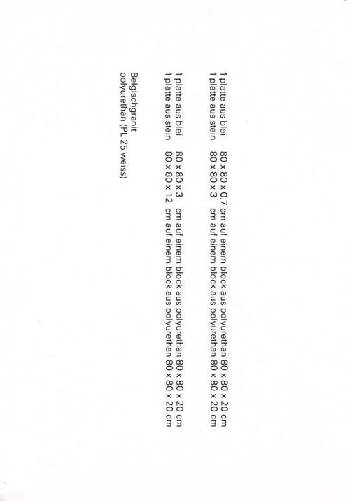 Didier Vermeiren exhibition invitation