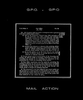 Genesis P-Orridge: G.P.O. versus G.P-O  A Chronicle of Mail Art