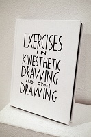 Aaron Carpenter: Exercises in Kinesthetic Drawing and Other Drawing