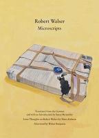 Robert Walser:Microscripts