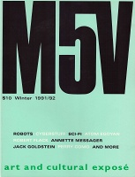 M5V Magazine, Winter 1991/92