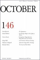 OCTOBER 146 - Fall 2013