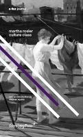 Martha Rosler  CultureClass
