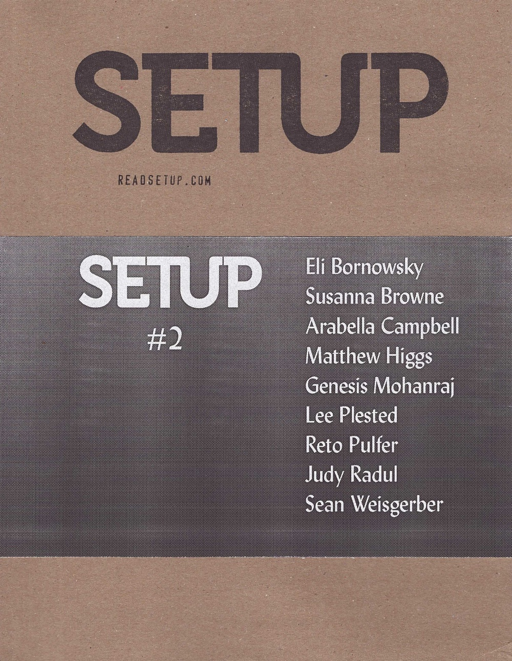 Setup Issue 2