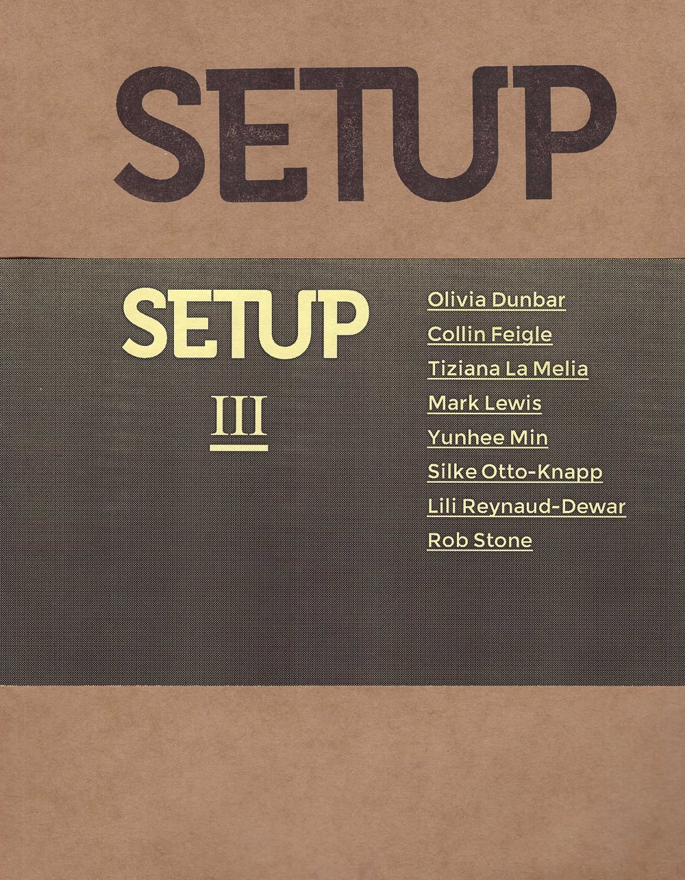 Setup Issue 3