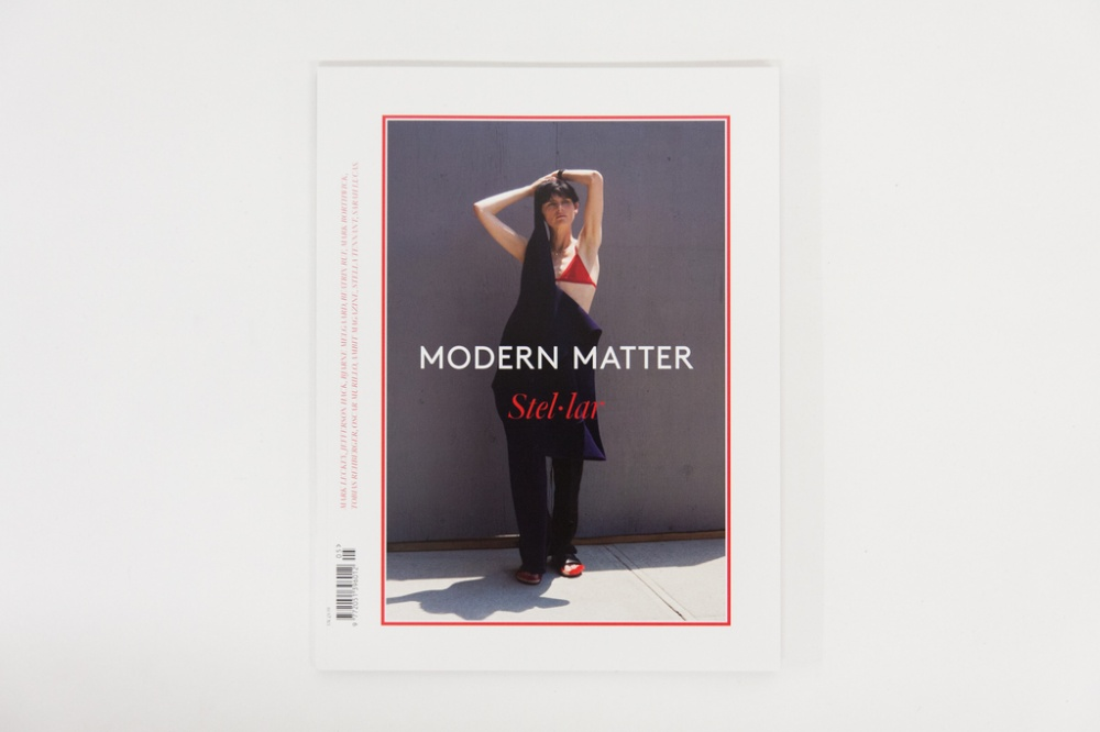 A Modern Matter Magazine 05 - Stellar