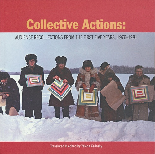 Collective Actions: Audience Recollections from the first Five Y