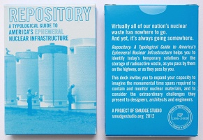 Smudge Studio: Repository: A Typological Guide to America's Ephemeral Nuclear Infrastructure