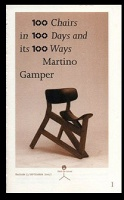 Martino Gamper: 100 Chairs in 100 Days and its 100 Ways (3rd Pocket Edition)