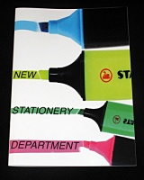Sara MacKillop: New StationeryDepartment